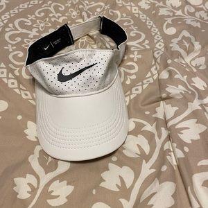 Nike visor hat